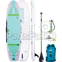 Jobe Sports 486417036; Sup Yoga 10.6 Inflate Package, Stand Up Paddleboard Paddle Board