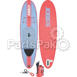 Jobe Sports 486418002; Yarra Sup Standup Paddleboard Paddle Board Package 10.6 Womens