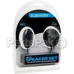 Cardo SPAU0002; 40Mm Speaker Kit For All; 2-WPS-71-5014