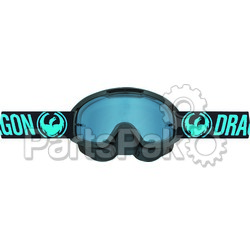 Dragon 294615129696; Mdx2 Snow Goggle Blue W / Blue Lens