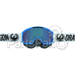 Dragon 294625129879; Mdx2 Snow Goggle Factory W / Luma Flash Blue Ion Lens