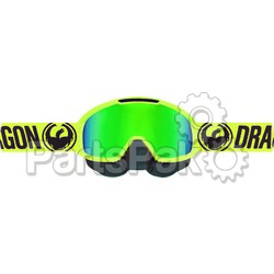 Dragon 294625129977; Mdx2 Snow Goggle Factory W / Luma Green Ion Lens
