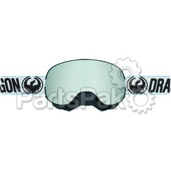 Dragon 294587728880; X2 Snow Goggle Factory W / Luma Silver Ion + Dark Smoke Lens