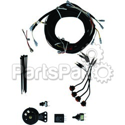 DUX TSK-P-RZR-003; Turn Signal Kit Deluxe With Column Lever