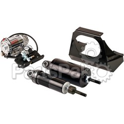 Arnott MC-2908; Fox Series Softail Air Suspension Black