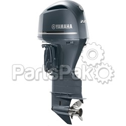 Yamaha LF225UCA F225 225 hp Counter-Rotating UL Shaft (30