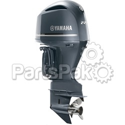 Yamaha LF225XCA F225 225 hp Counter-Rotating XL Shaft (25