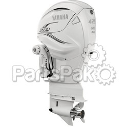 Yamaha LXF425USA2 XTO Offshore LSC (Late Stage Customization) White 425 hp 4-Stroke Outboard Motor with Counter-Rotating 30