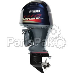 Yamaha VF150LA VF150 150 hp SHO Long Shaft (20